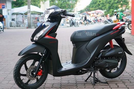 xe máy honda vision 2019