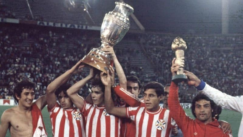 Copa america mấy năm tổ chức 1 lần